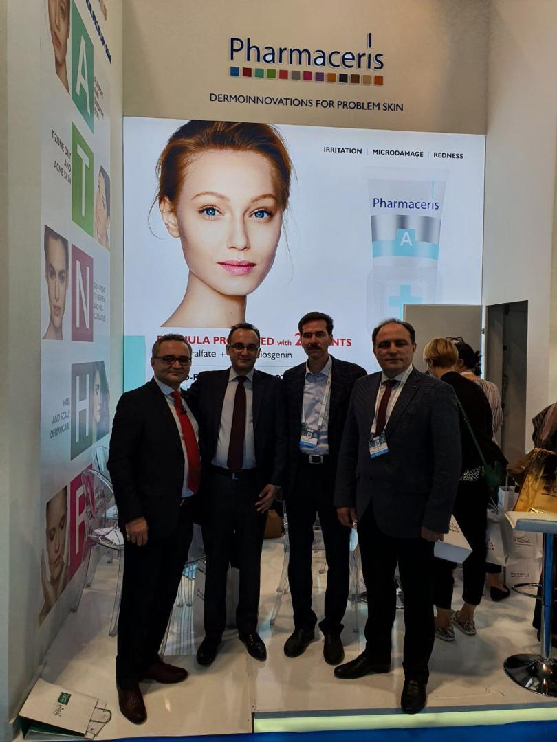 EADV کنگره انجمن متخصصین پوست اروپا